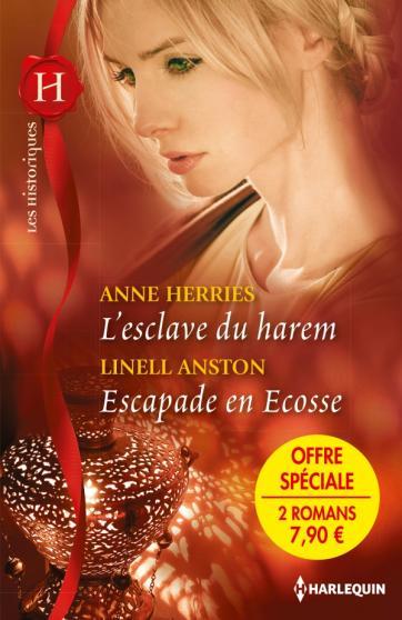 HERRIES Anne & ANSTON Linell - L'esclave du harem / Escapade en Ecosse 97822814