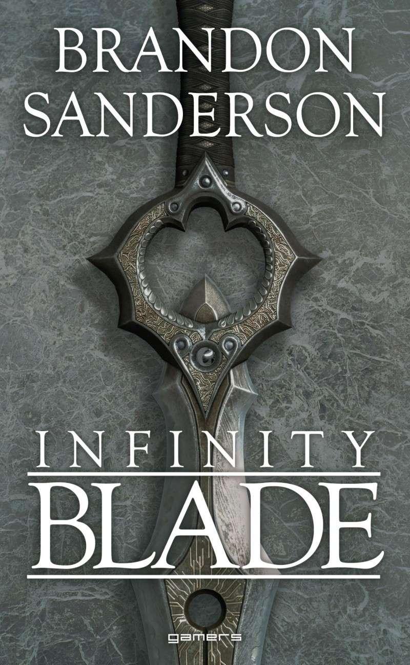 SANDERSON Brandon - Infinity Blade Tome 1 97828010
