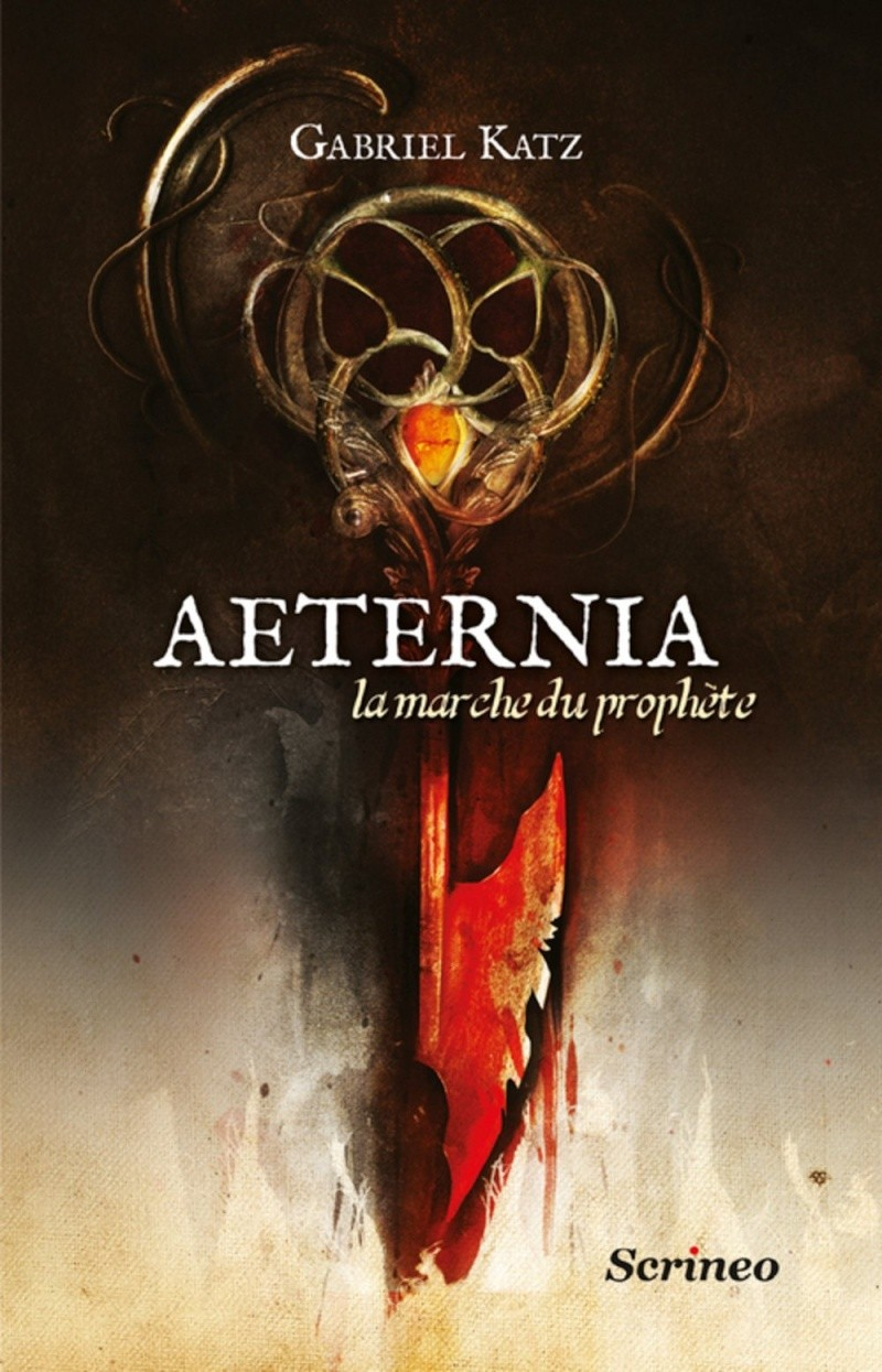 KATZ Gabriel - AETERNIA - Tome 1 : La Marche du Prophète Aetern10