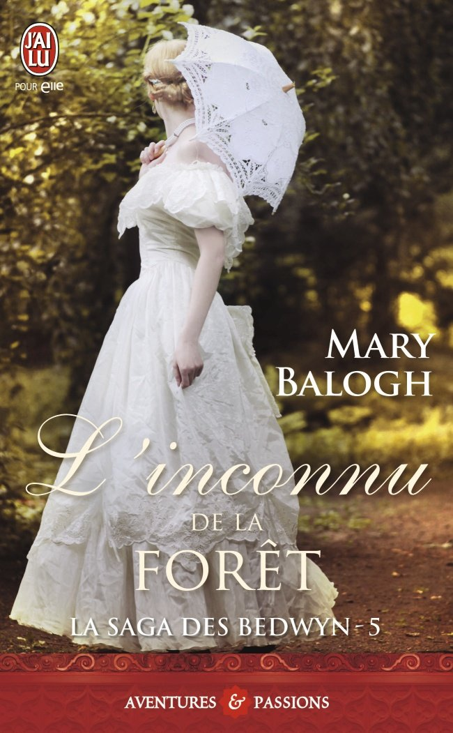 BALOGH Mary - LES BEDWIN - Tome 5 : L'inconnu de la forêt Balog10