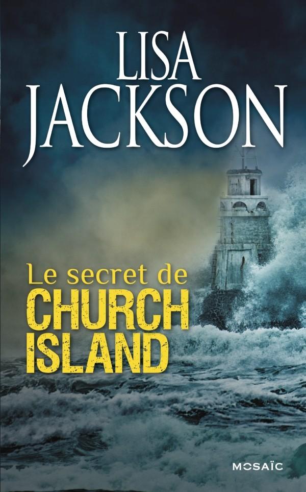 JACKSON Lisa - Le secret de Church Island Church10