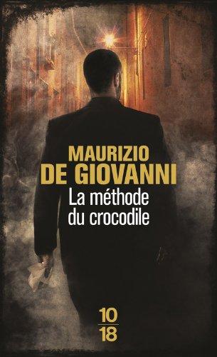 DE GIOVANNI Maurizio - La méthode du crocodile Croco10