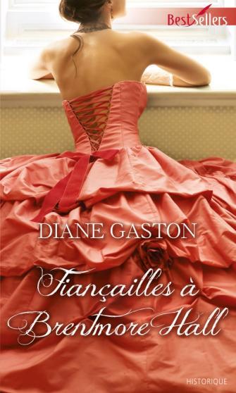 GASTON Diane - Fiançailles à Brentmore Hall Diane10