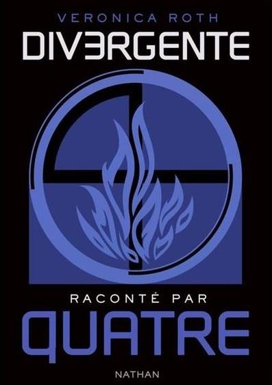 ROTH Veronica - DIVERGENTE raconté par Quatre  Diverg10
