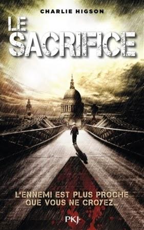 HIGSON Charlie - ENNEMIS - Tome 4 : Le sacrifice  Electr10