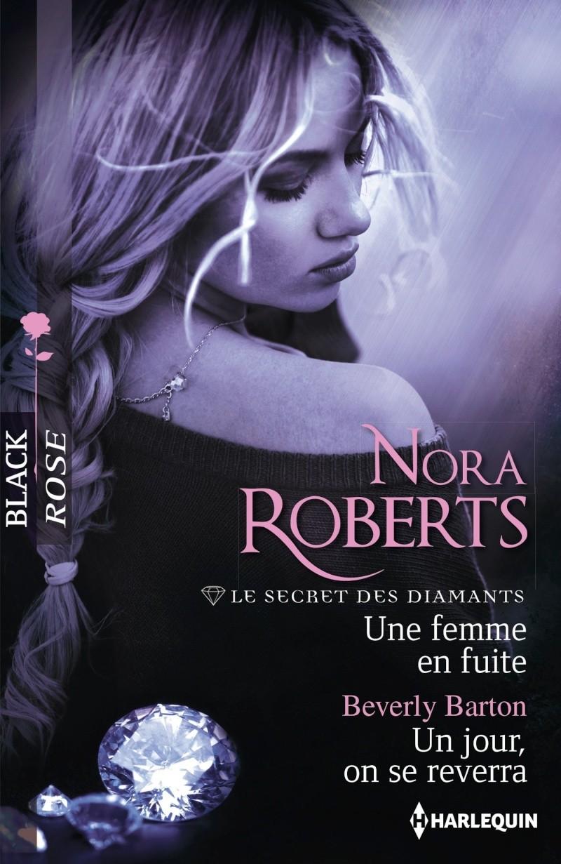 ROBERTS Nora / BARTON Beverly - Une femme en fuite / Un jour, on se reverra  Femme_10