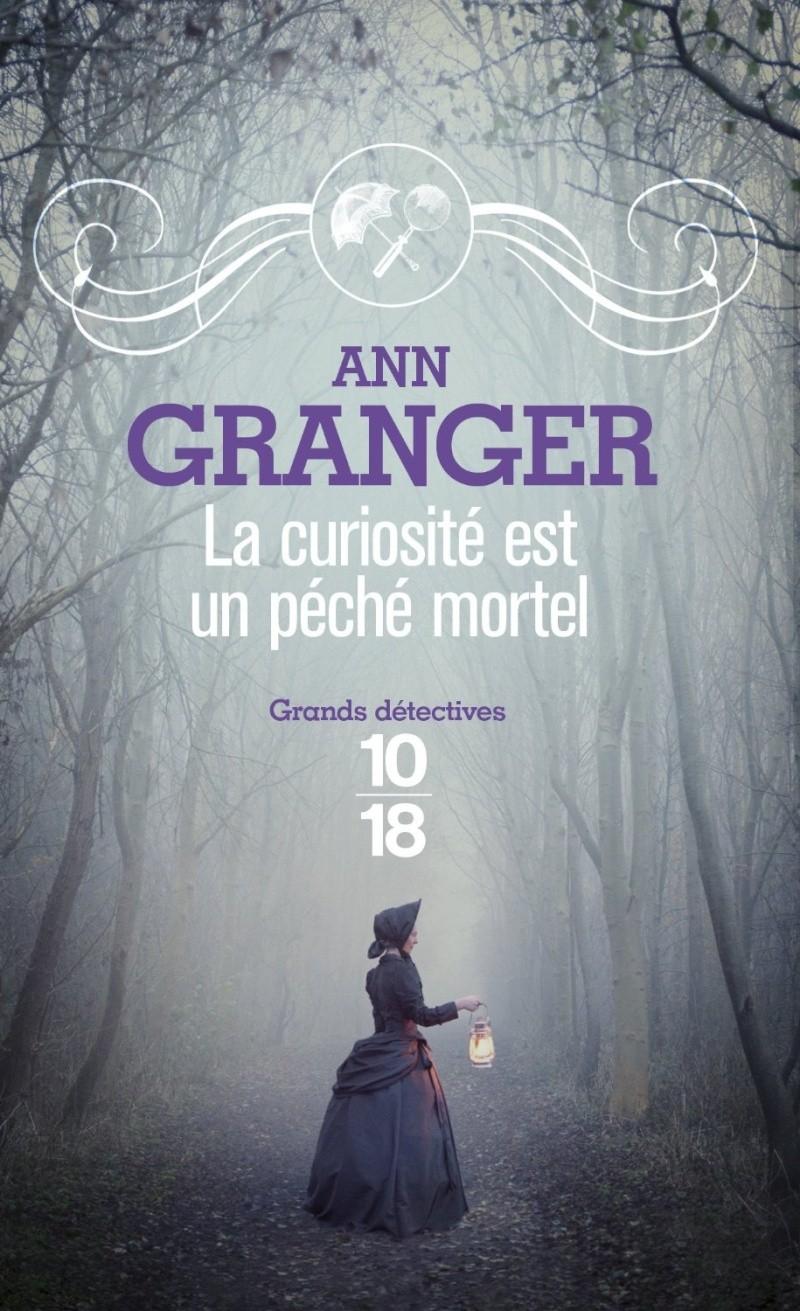 ANN GRANGER Patricia -  La curiosité est un péché mortel Grange10