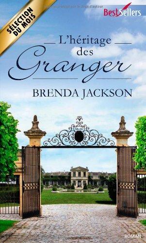 JACKSON Brenda - L'héritage des Granger, Tome 1 Grange11
