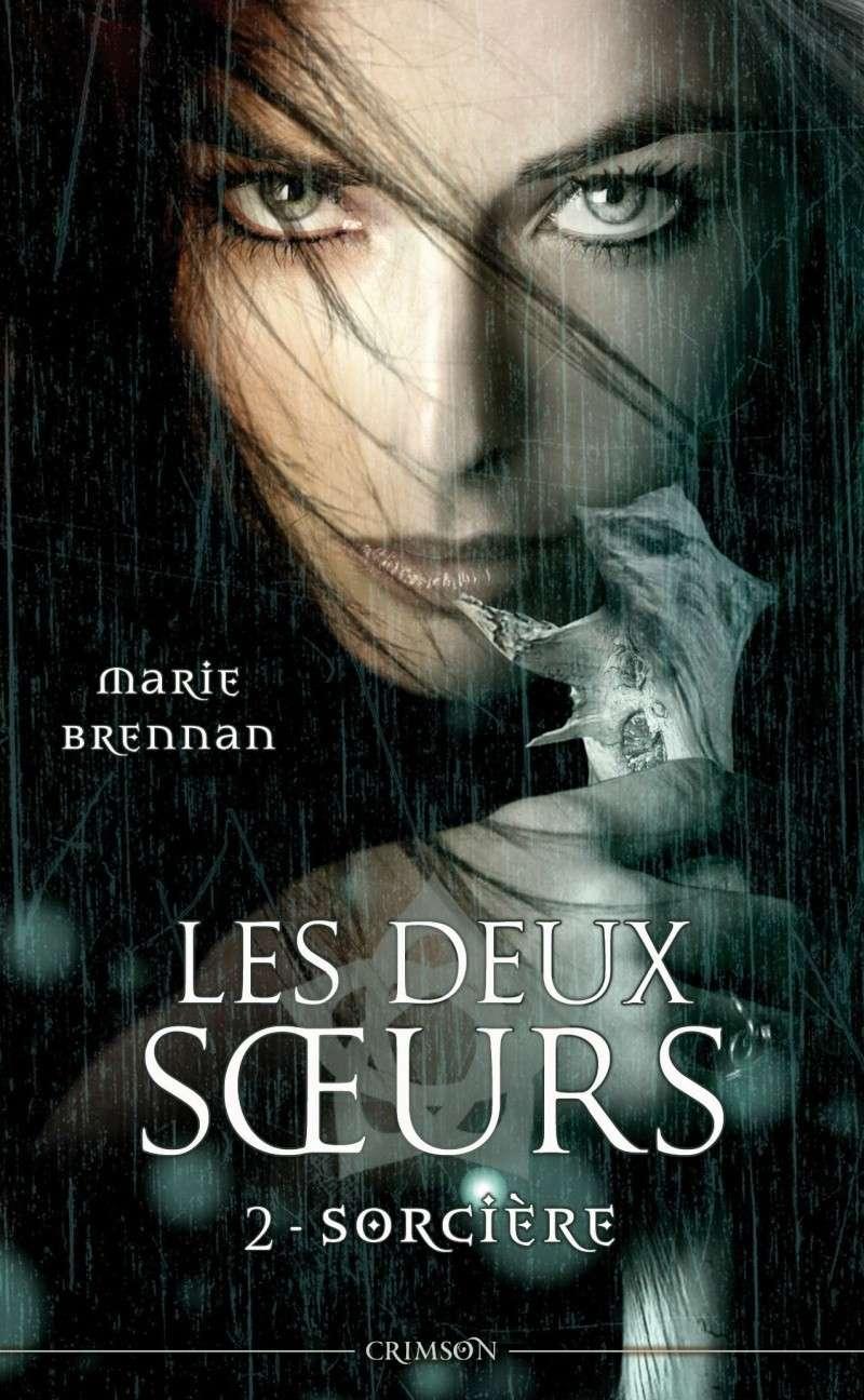 BRENNAN Marie - LES DEUX SOEURS - Tome 2 : Sorcière  Guerre10