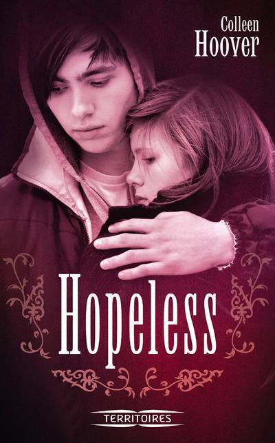 HOOVER Colleen - Hopeless, Tome 1 Hopele10