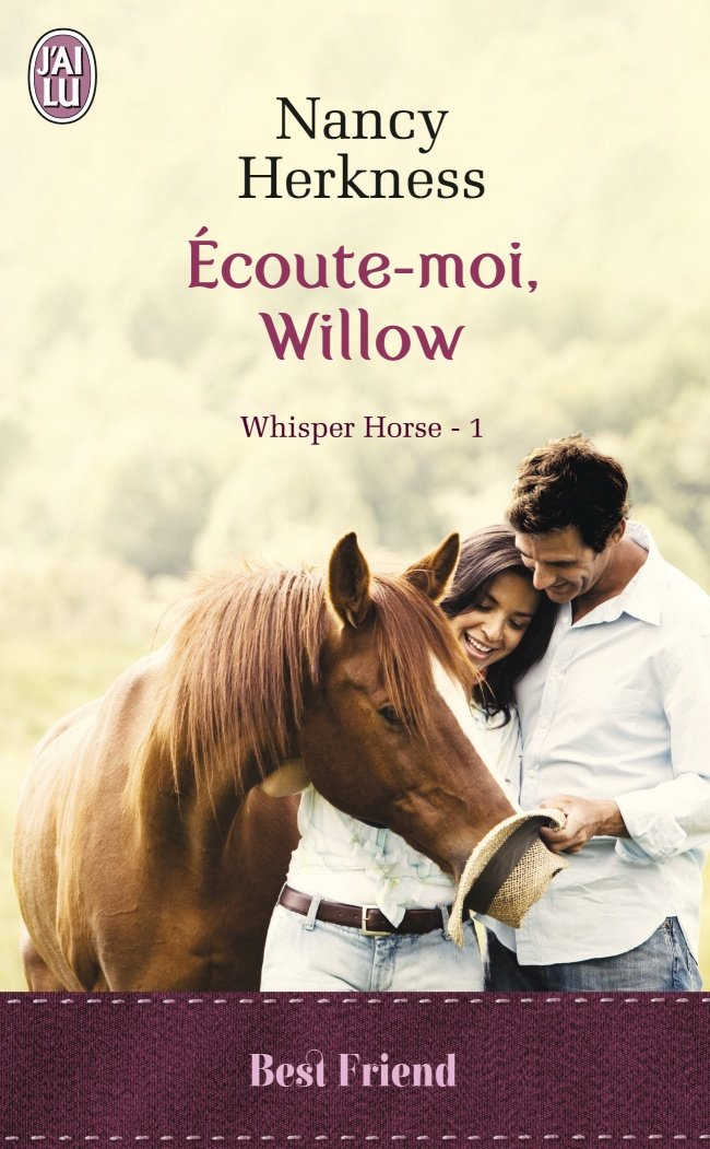 HERKNESS Nancy - WHISPER HORSE - Tome 1 : Ecoute-moi Willow Horse10