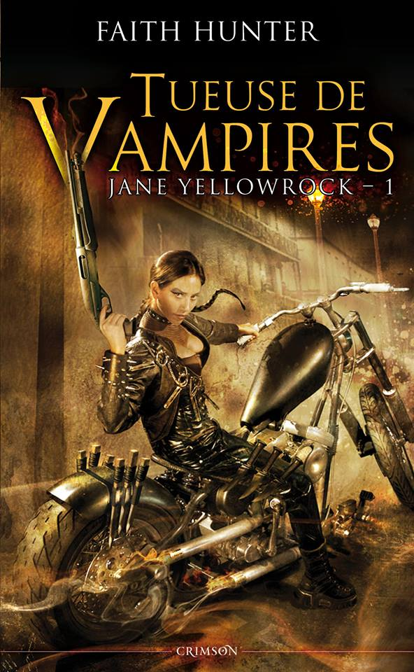 HUNTER Faith - JANE YELLOWROCK - Tome 1 : Tueuse de vampires Jane_y10