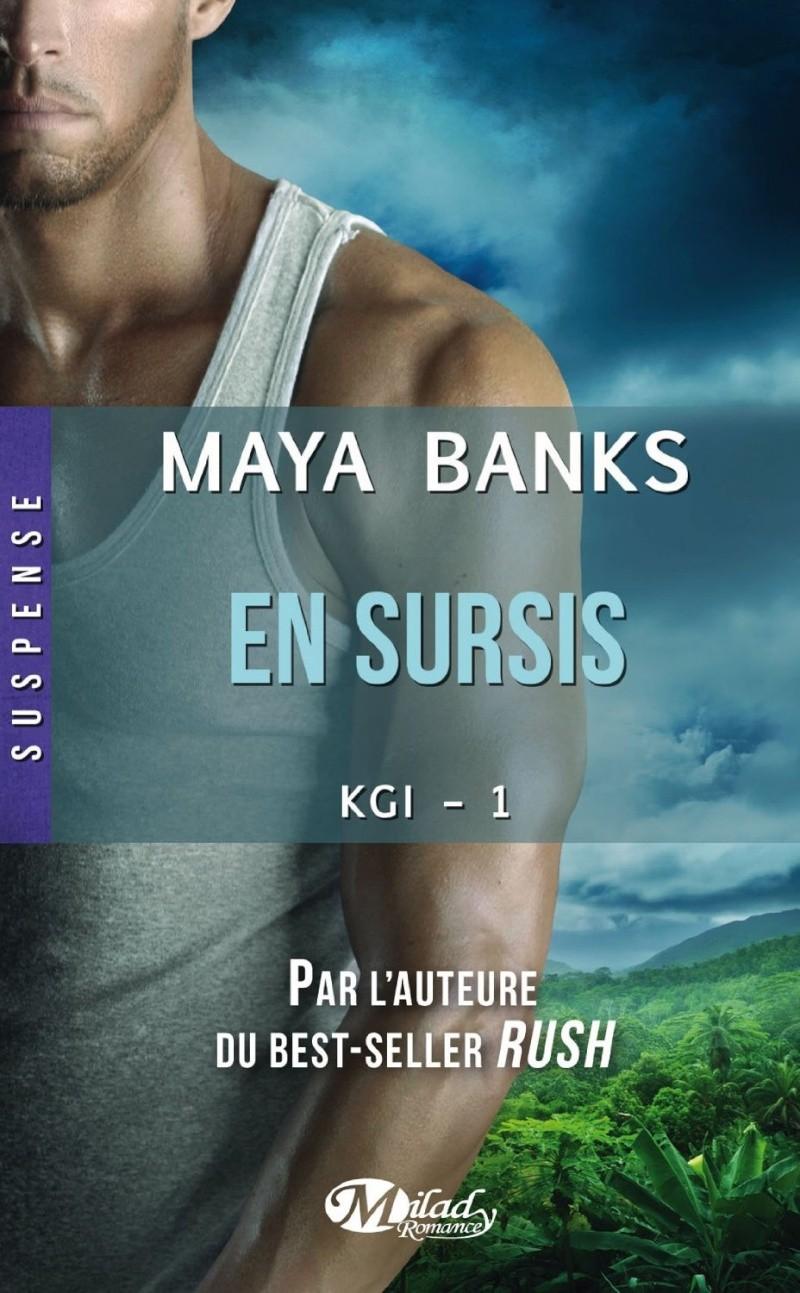 BANKS Maya - KGI -  Tome 1 : En sursis Kgi-to10