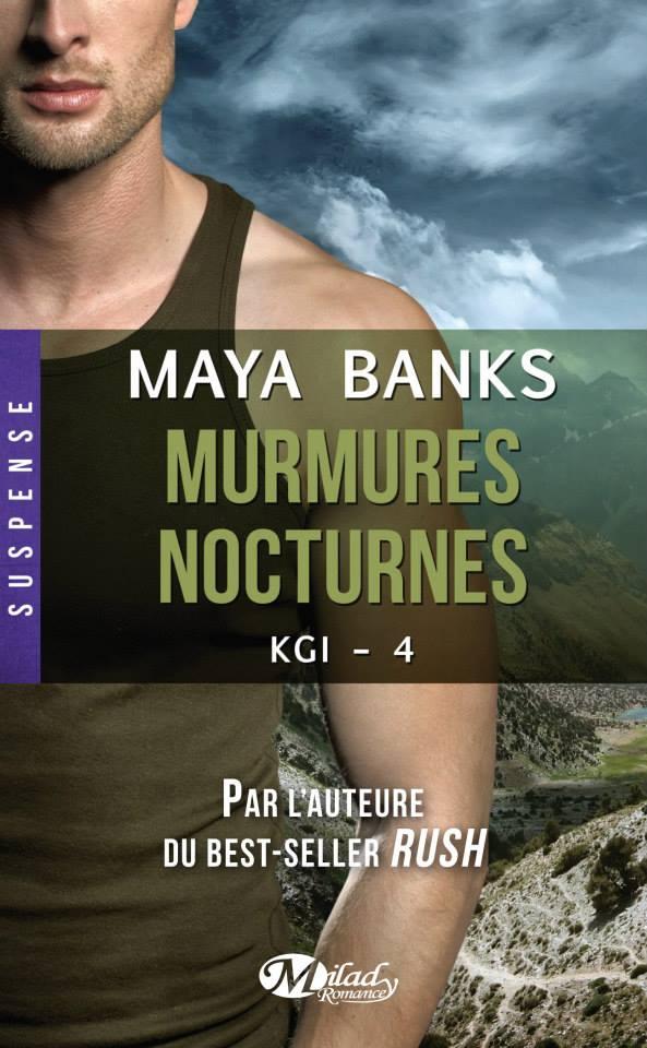 BANKS Maya - KGI - Tome 4 : Murmures nocturnes Kgi-to11