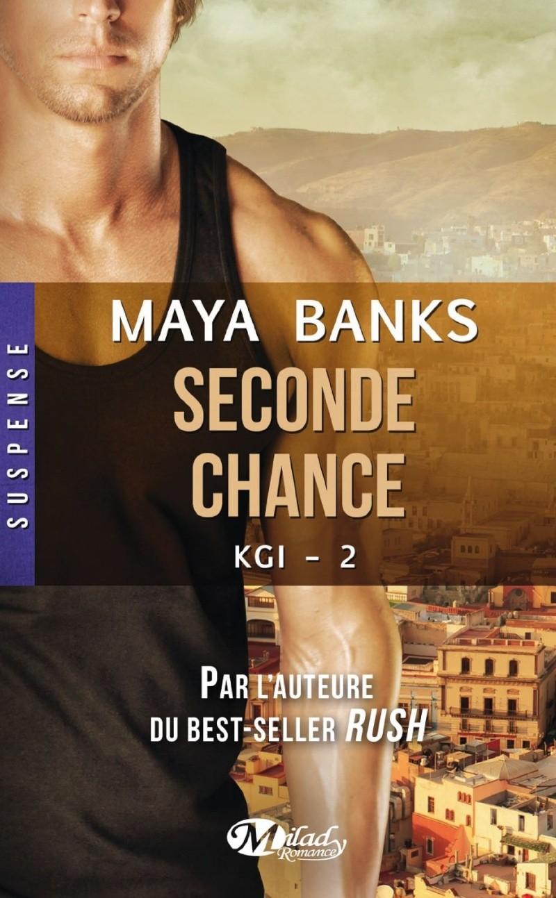 BANKS Maya - KGI -  Tome 2 : Seconde Chance Kgi_210