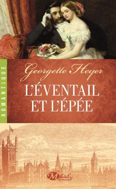 HEYER Georgette - L'éventail et l'épée L-even10