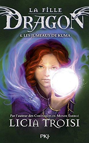TROISI Licia - LA FILLE DRAGON - Tome 4 : Les jumeaux Kuma La-fil10