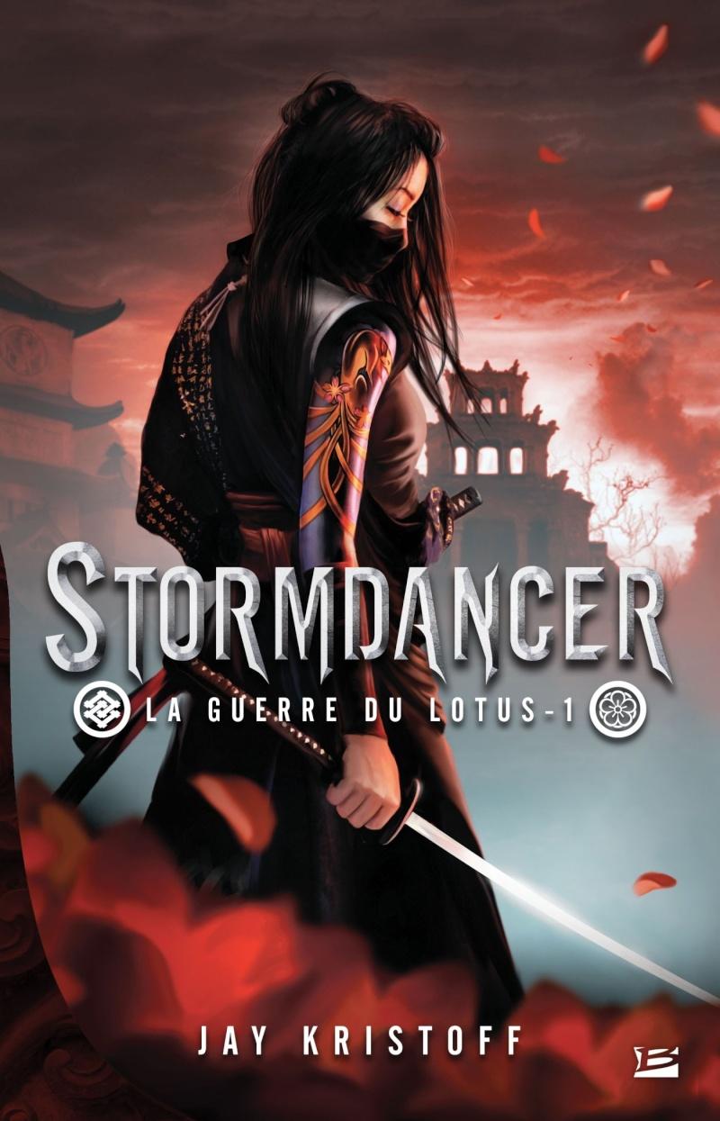 KRISTOFF Jay - LA GUERRE DU LOTUS - Tome 1 : Stormdancer La-gue10