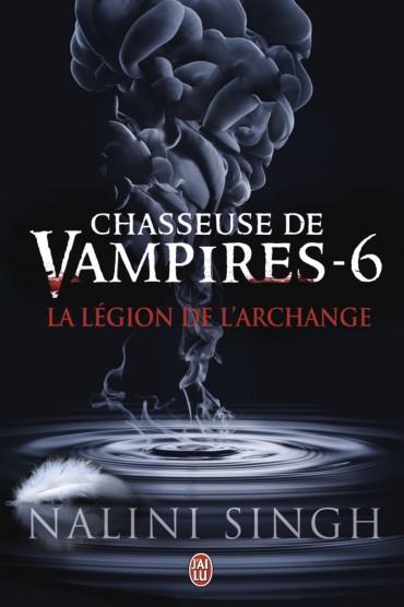 SINGH Nalini - CHASSEUSE DE VAMPIRES - Tome 6 : La Legion de l'Archange La-leg10