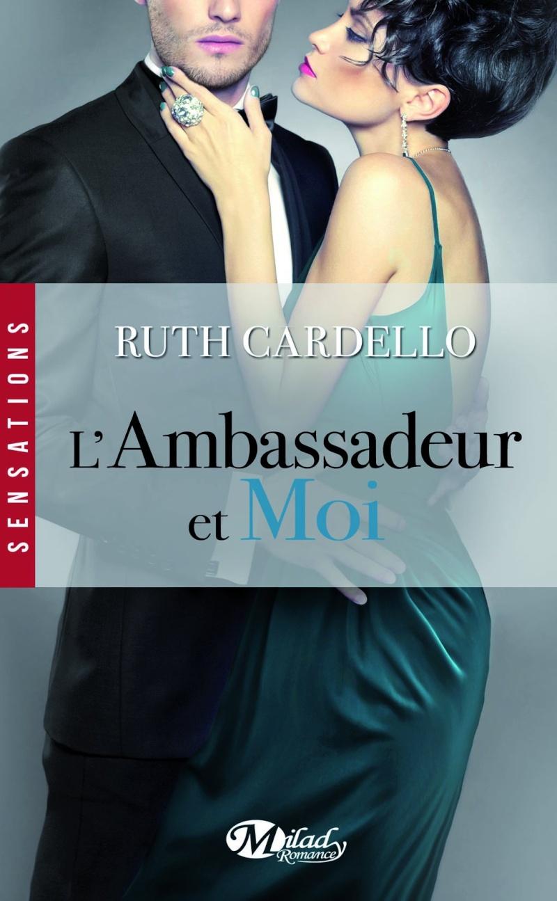 GARDELLO Ruth - LES HERITIERS - Tome 3 : L'Ambassadeur et moi Les-he11