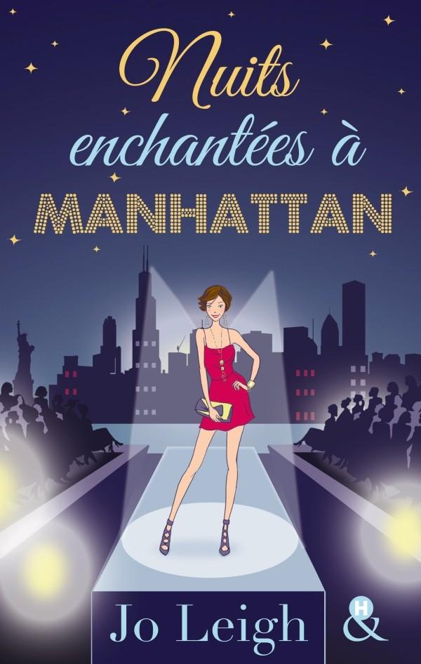 LEIGH Jo - Nuits enchantées à Manhattan Mana10
