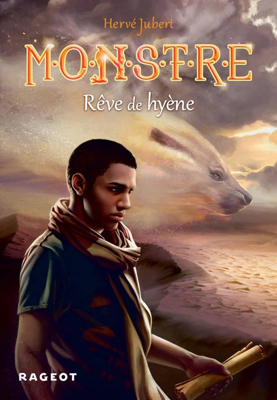 JUBERT Hervé - MONSTRE - Tome 3 : un rêve de hyène Monstr10