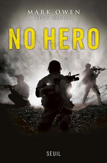 OWEN Mark & MAURER Kevin  - No Hero No-her10