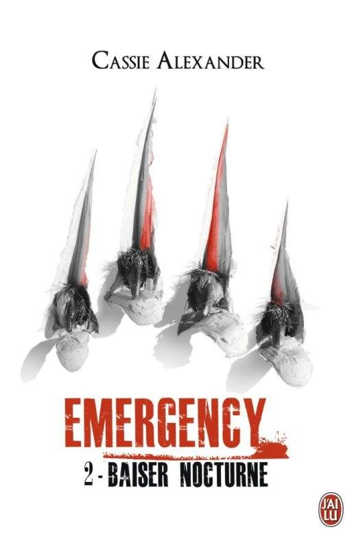 ALEXANDER Cassie - EMERGENCY - Tome 2 : Moonshifted Noctur10