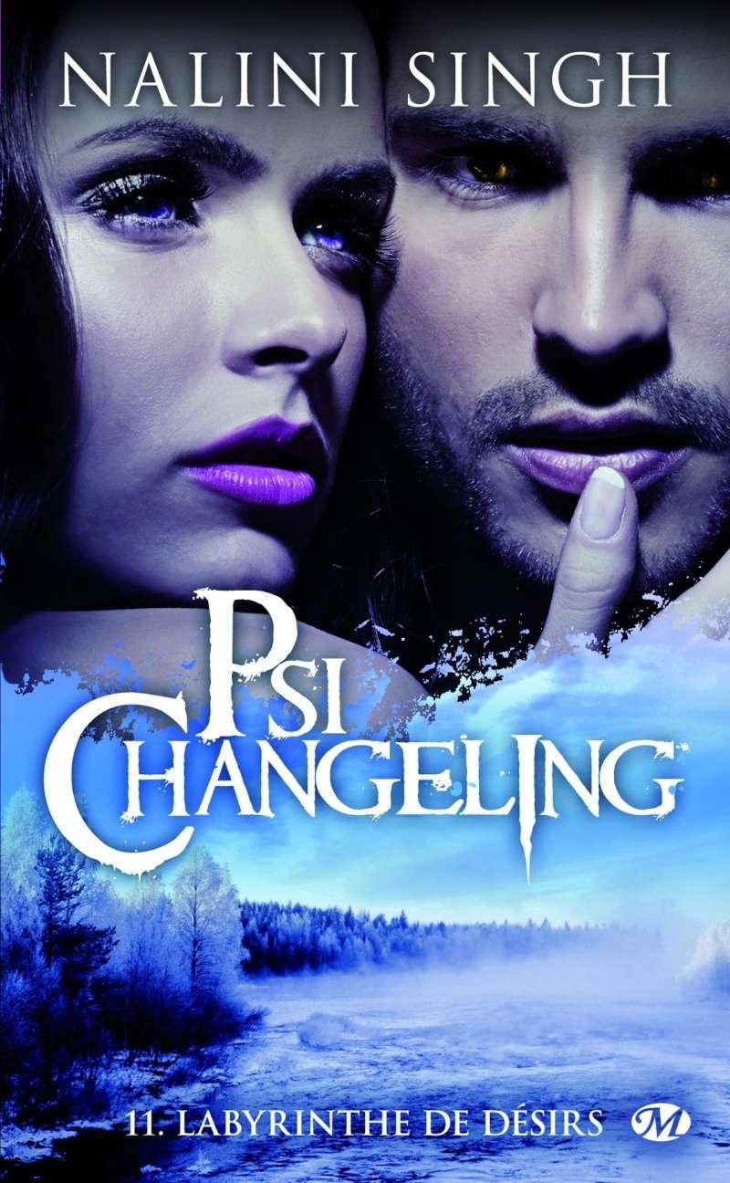 SINGH Nalini - PSI-CHANGELING - Tome 11 : Labyrinthe de désirs  Psi-ch10