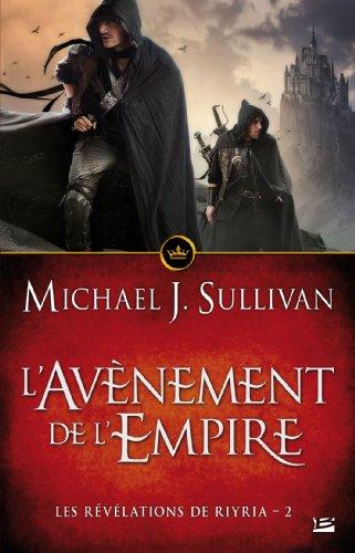 SULLIVAN Michael J. - LES REVELATIONS DE RIYRIA - Tome 2 :  L'Avènement de l'Empire Rya10