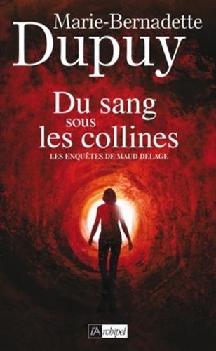 DUPUY Marie-Bernadette - Du sang sous les collines Sang_s10