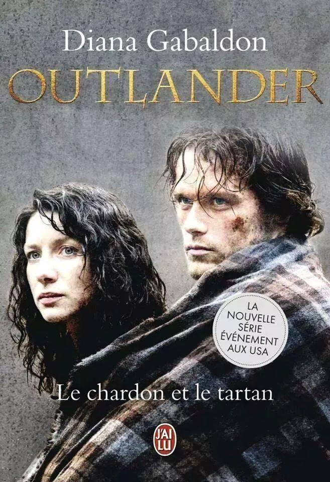 GABALDON Diana - OUTLANDER - Tome 1 : Le Chardon et le Tartan Tartan10