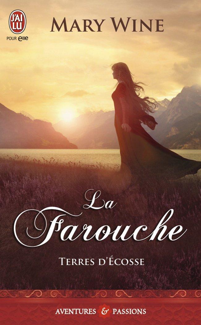 WINE Mary - TERRE D'ECOSSE - Tome 2 : La farouche Terres10