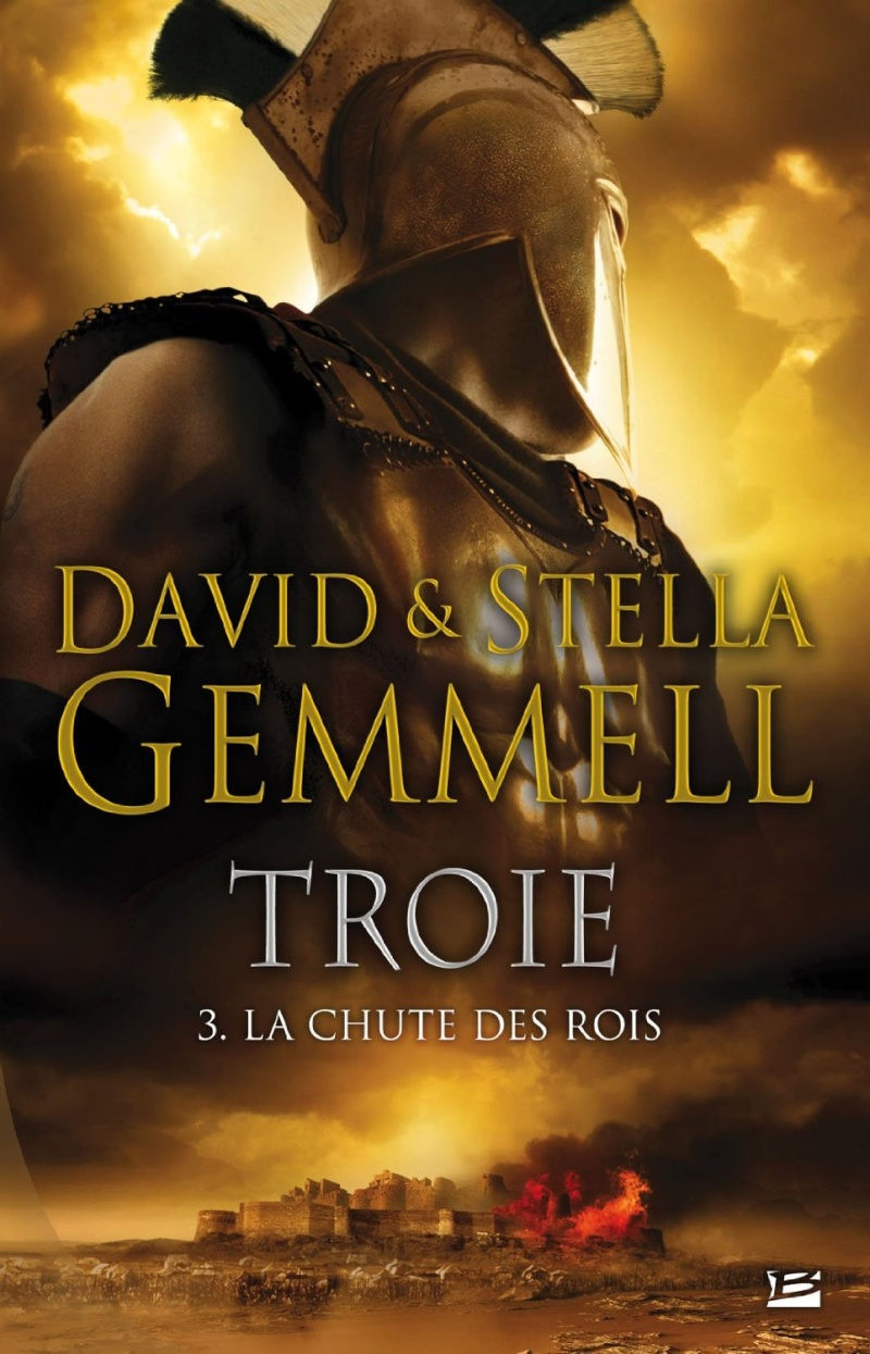 GEMMELL David - TROIE - Tome 3 : La Chute des rois  Troie10