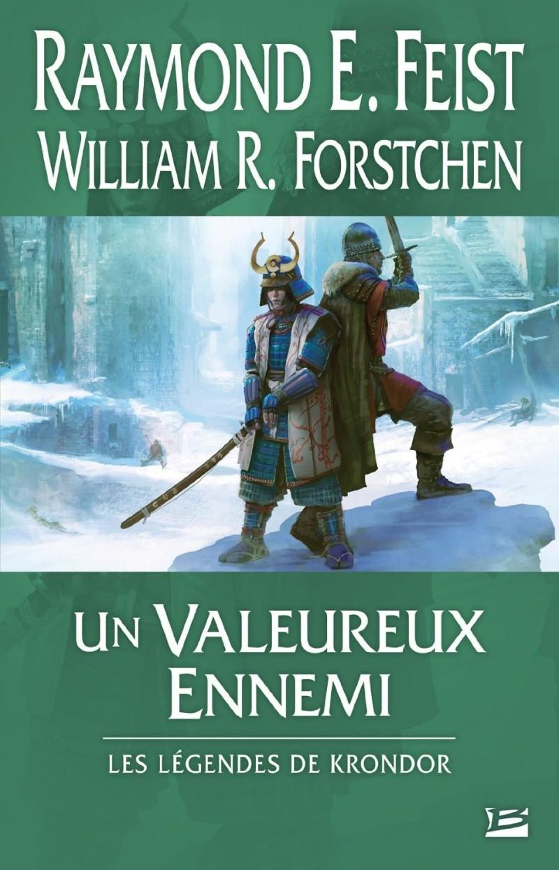 FEIST Raymond E. - LES LEGENDES DE KRONDOR - Un valeureux ennemi Valeur10