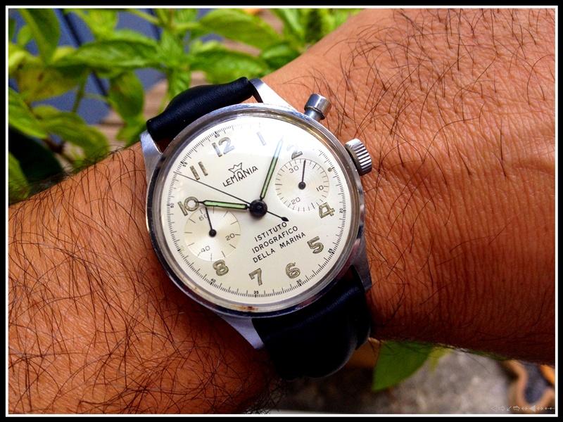 La montre du vendredi 12 septembre Lemani10