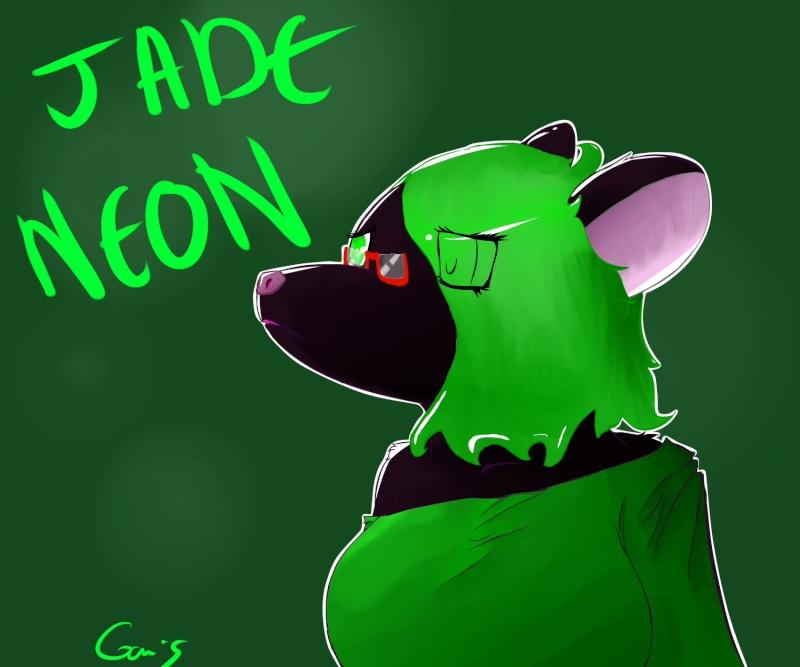Les dessins de vos tulpae. Jade_n11