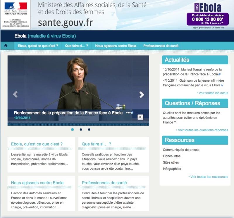 Fièvre Ébola - Afrique de l'Ouest - 2014  - Page 6 Captur12