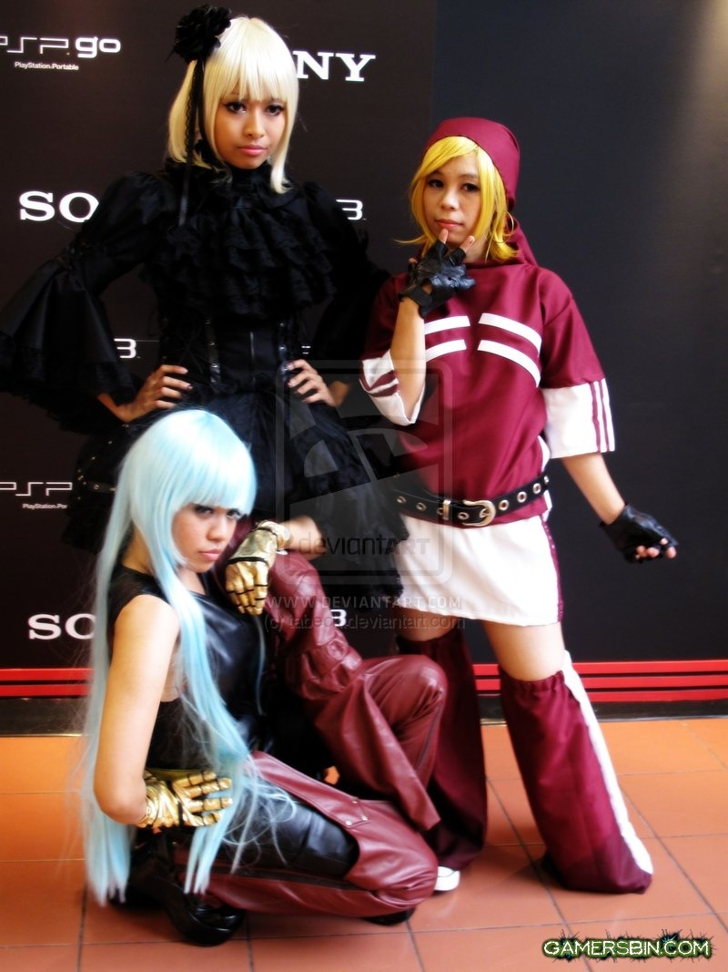 Cosplay SNK - Page 12 King-o10