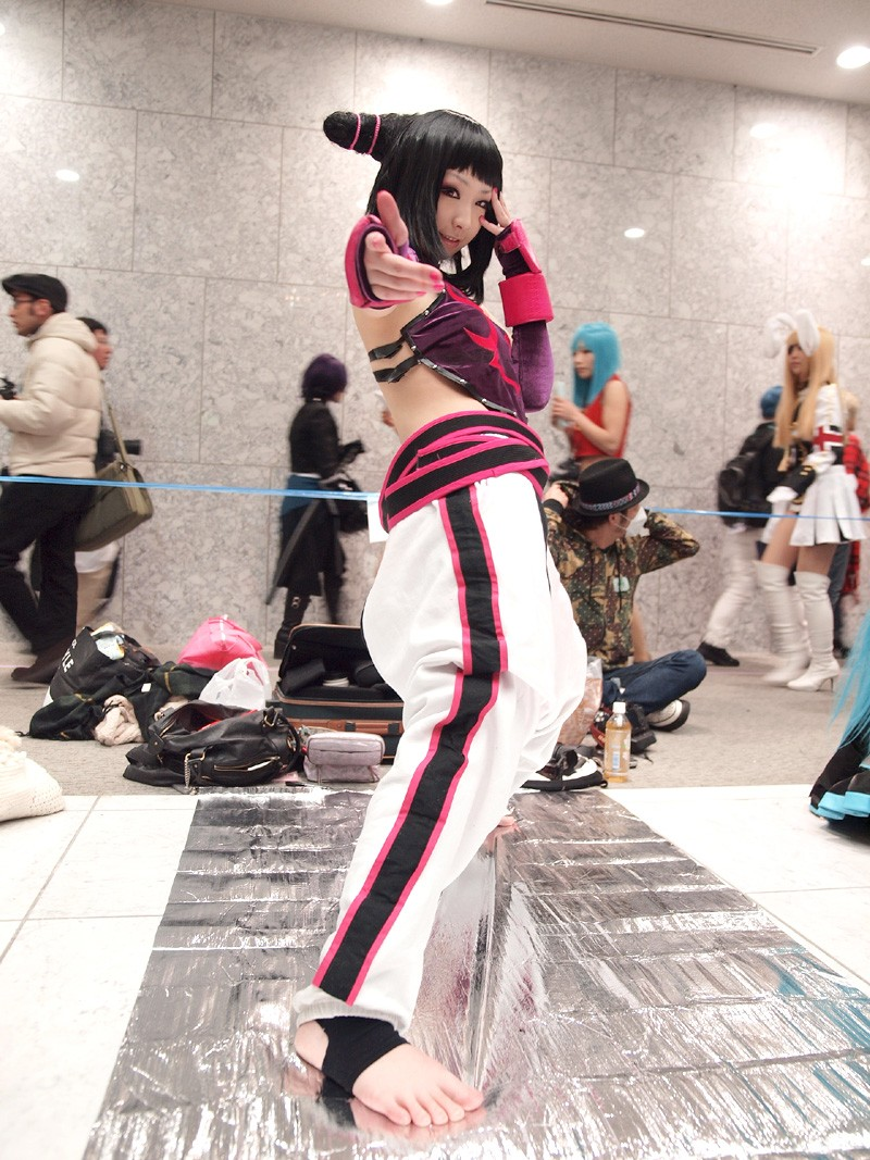 Cosplay SNK - Page 12 King-o14