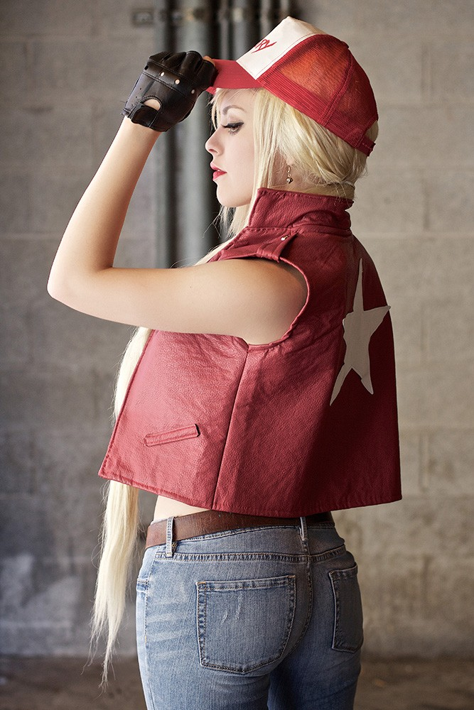 Cosplay SNK - Page 12 Terry-10