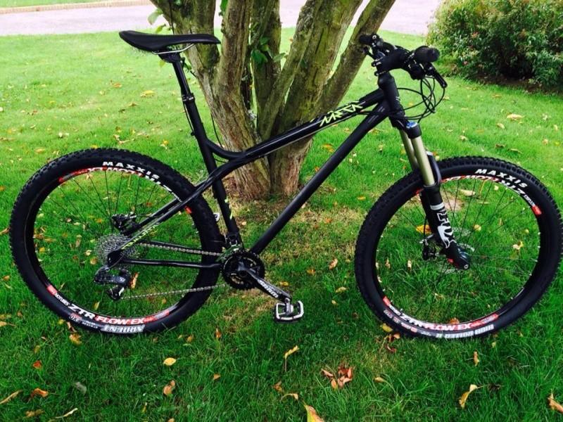 [diMMAk] Commencal META HT CRMO Bike310