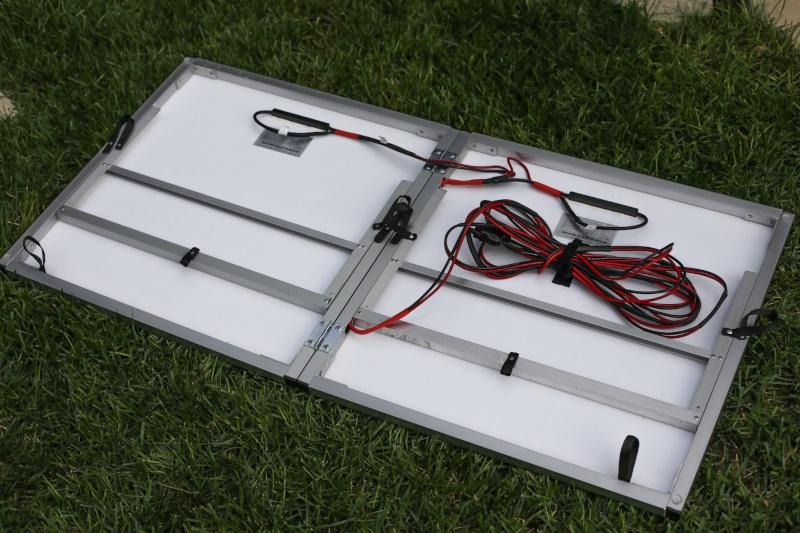 Fabrication d'un kit de panneaux solaires portatifs à partir de panneaux semi-souples Img_0214