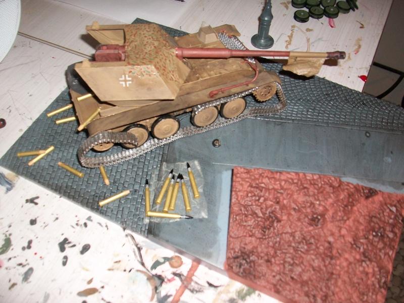 TRUMPETER 1/35 KRUPP/ARDELT WAFFENTRÄGER 88mm PaK 43 101_1221