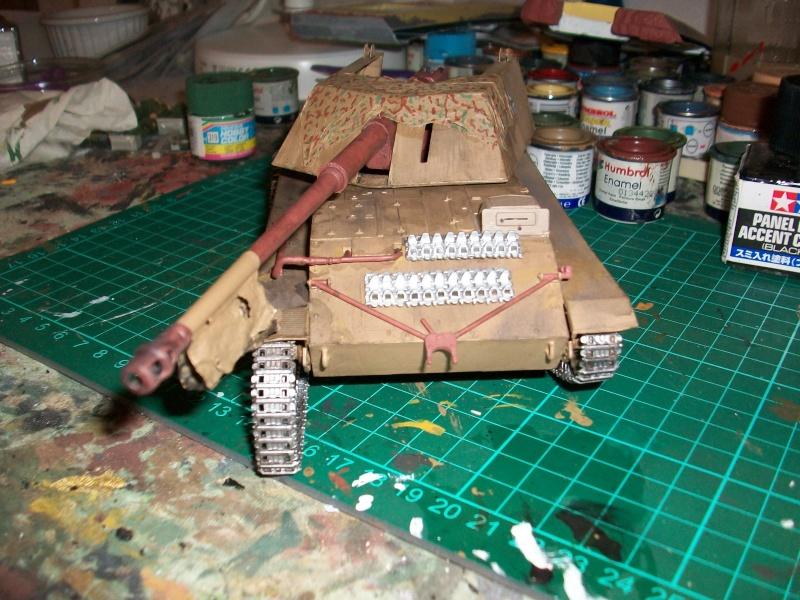 TRUMPETER 1/35 KRUPP/ARDELT WAFFENTRÄGER 88mm PaK 43 101_1227