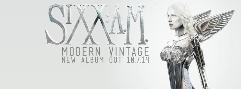 MODERN VINTAGE - Sixx:A.M. 10530810
