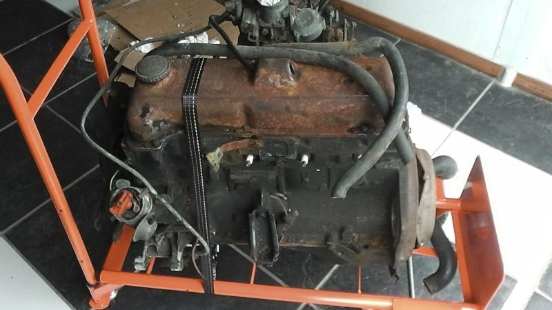 CIH 19  E (Modifié en cau ) Moteur12