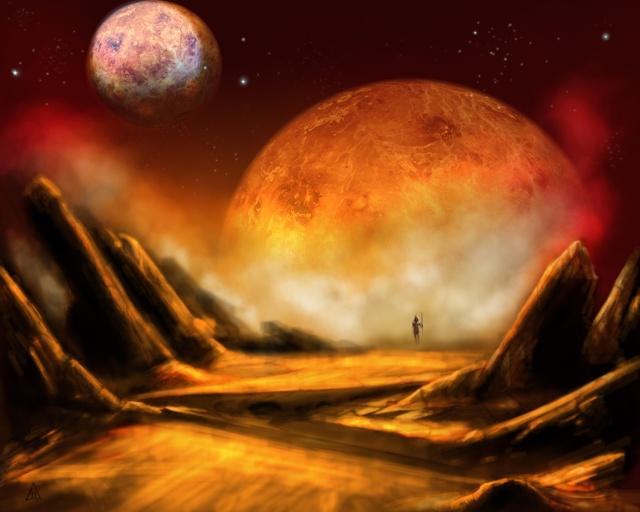 Daemons; Origins Dune_d10