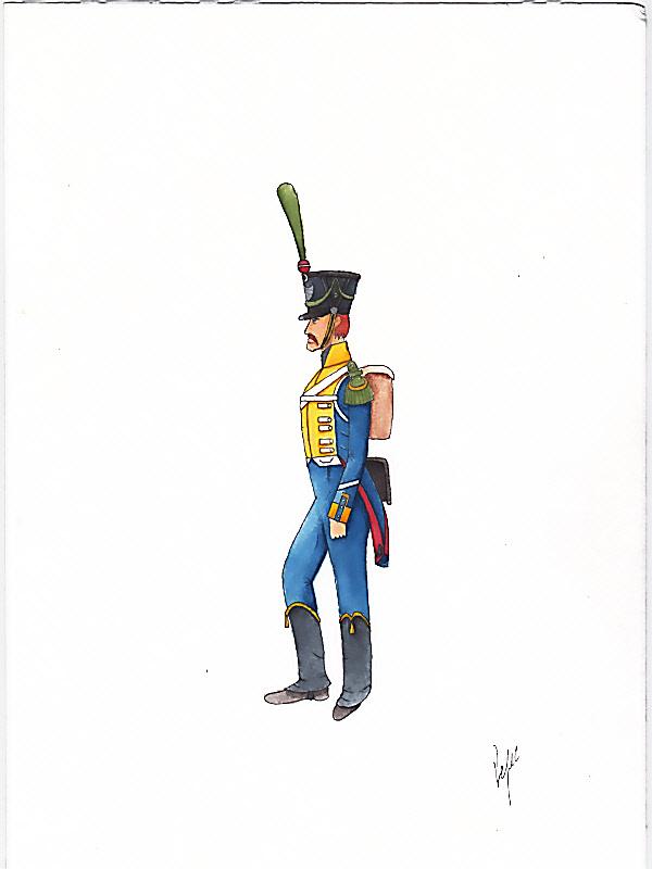 les planches du colonel lepic Capora10