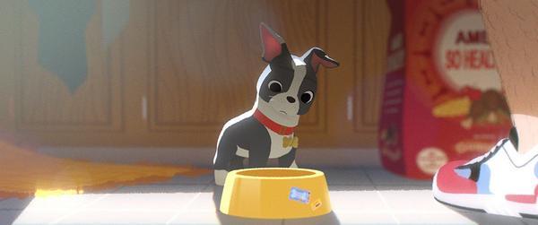 [Cartoon Walt Disney] Le Festin (2014) Feast_12